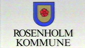 Rosenholm Kommune 1990.